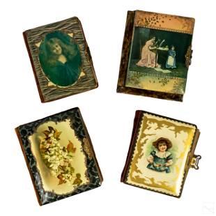 Victorian 19th Century Antique Photograph Albums
