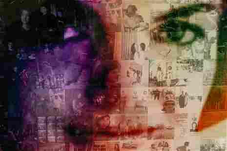 Robin Austin (b1959) Jackie Kennedy Pop Art Mosaic
