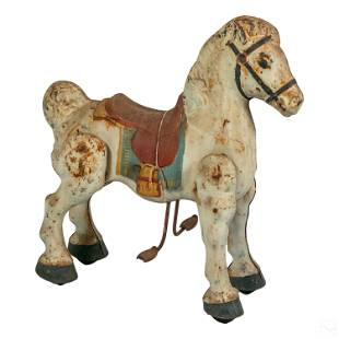 D. Sebel Mobo Bronco Metal Toy Riding Hobby Horse