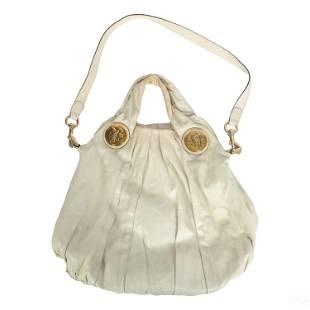 Gucci Italian Leather Hysteria Hobo Handbag Purse