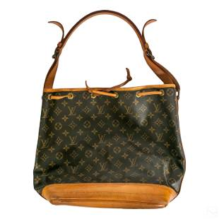 Louis Vuitton LV Ladies Leather Shoulder Bag Purse