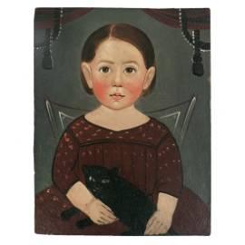 William Matthew Prior 1806-1873 American Portrait