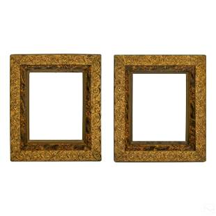 French Style Antique Gilded Photo Picture Frames