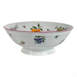 Richard Ginori Gucci Signed Italian Porcelain Bowl