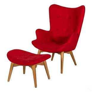 Contour Lounge Chair Designed by Grant Featherston