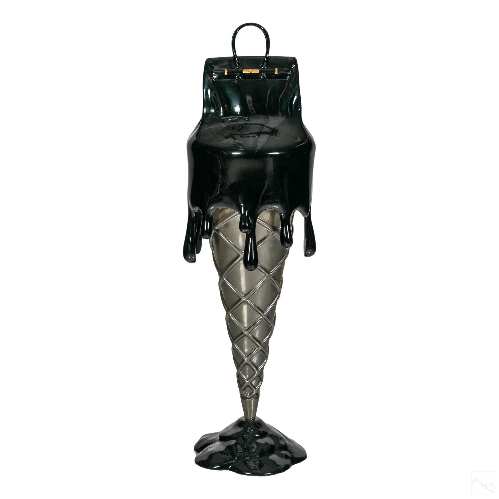 Laura Curiel CS Modern Pop Art Birkrem Sculpture