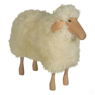 Sheep Sculpture Manner of Francois-Xavier Lalanne