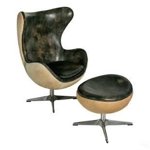 "Arne Jacobsen ""Egg Chair"" by Restoration Hardware"
