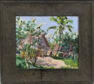 West Fraser (1955-) American Landscape