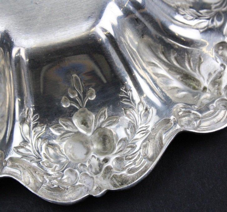 6 Reed & Barton Francis I Sterling Silver Nut Dish - 7