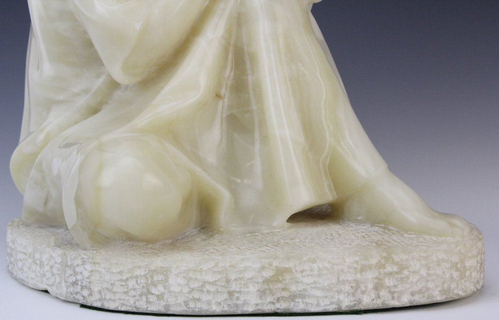 Felipe Castaneda b.1933 Mexico Marble Sculpture LISTED - 4