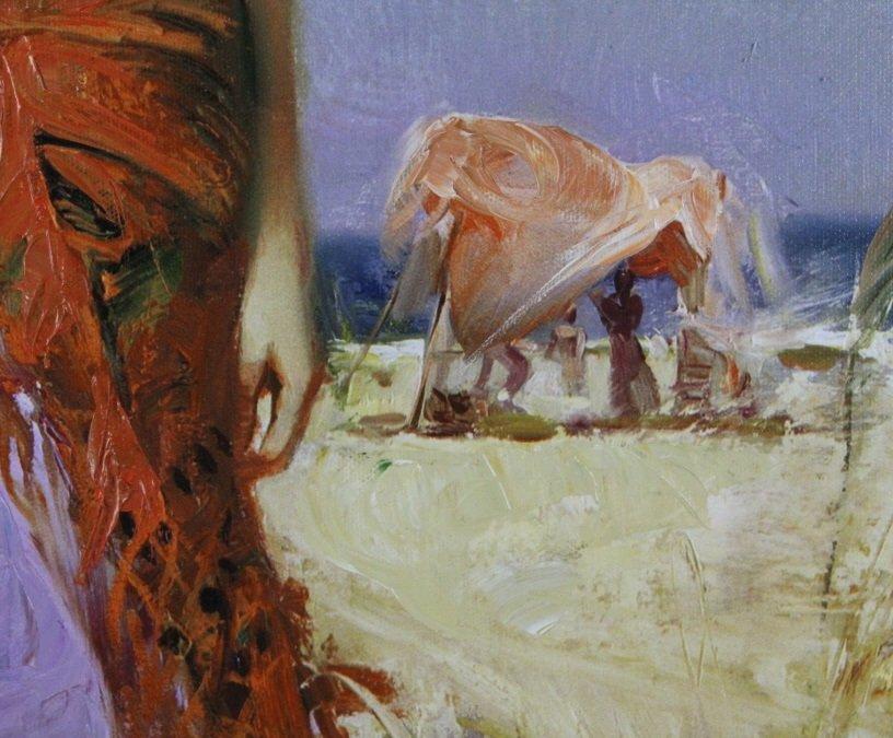 Giuseppe Pino Family Retreat L/E Giclee On Canvas - 3