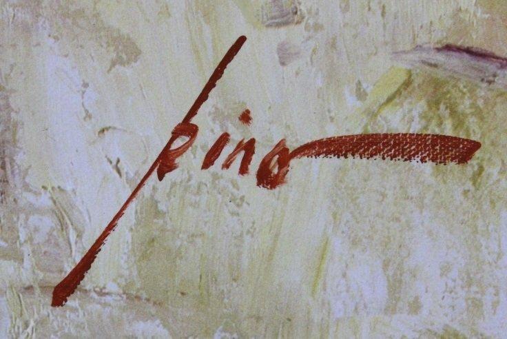Giuseppe Pino Family Retreat L/E Giclee On Canvas - 4