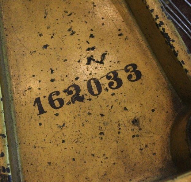Scenic Decor Antique Steinway Grand Concert Piano D-274 - 6