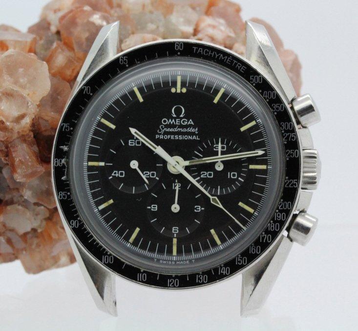 1969 Mens Omega Pre Moon Speedmaster Chronograph 861