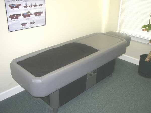 16: SIDMAN HYDRO THERAPY TABLE: About Two Years Old.