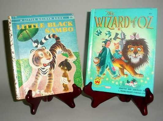 9: LITTLE BLACK SAMBO AND THE WIZARD OF OZ