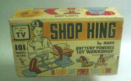 17: SHOP KING KIDS TOY WORKSHOP