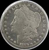 1889 Morgan Dollar CC