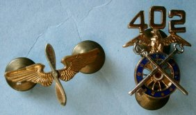 Vintage Us Army Air Force Pin