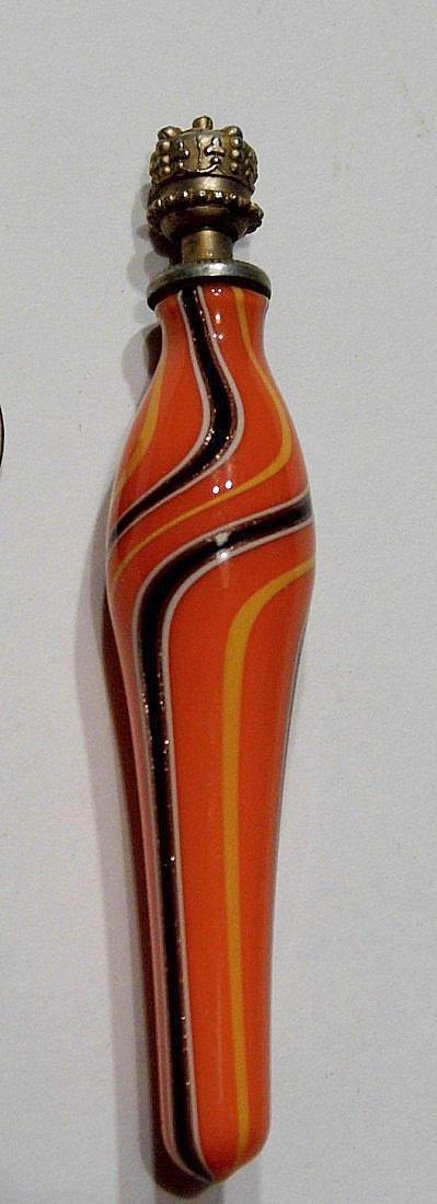 Antique Venetian Art Glass Mini Perfume