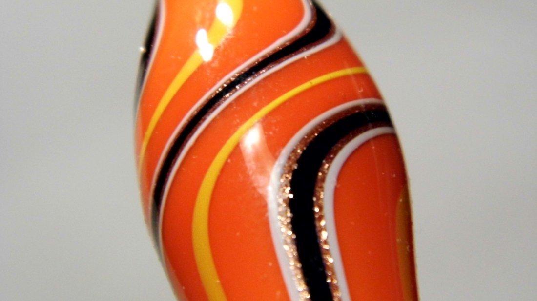 Antique Venetian Art Glass Mini Perfume - 8