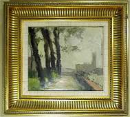 Jean Pascal b.1927 French Mid 20th Century Oil Painting