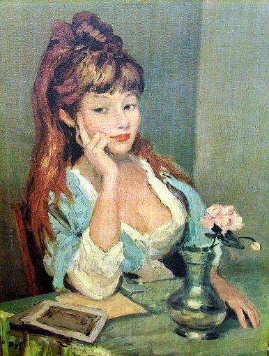 Marcel Dyf 1899-1985 Oil Canvas Art Print
