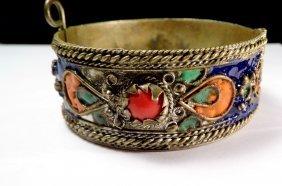 Moorish Moroccan Grunge Slave Bracelet