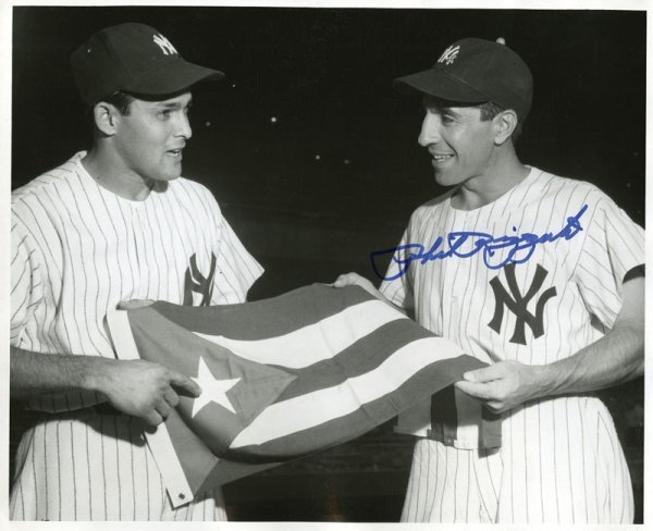 Salas Baseball  Photograph of Phil Rizzuto