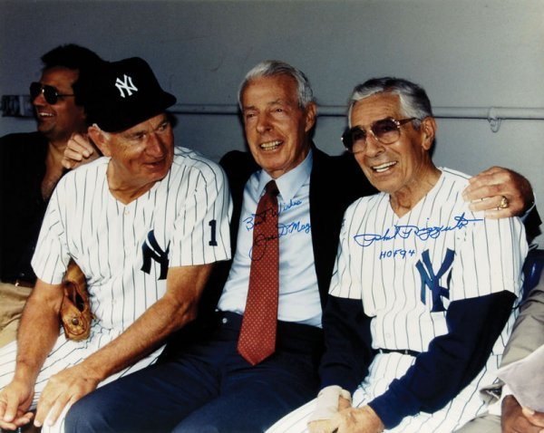 4 Phil Rizzuto Baseball  Photos - 2