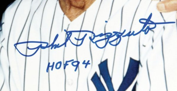 4 Phil Rizzuto Baseball  Photos - 4