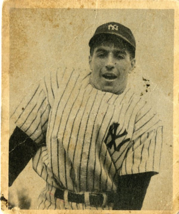 Six Phil Rizzuto Baseball Items - 5