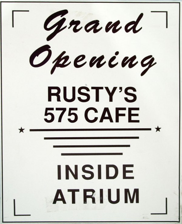 522: Collection of Items from Rusty Staub's Restaurant