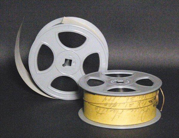 14: 1890s Police Gazette Microfilm Archive 20 rolls