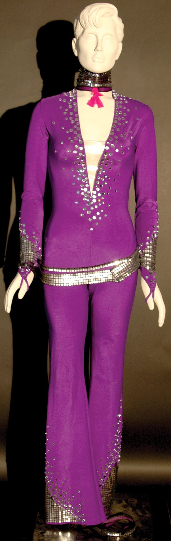 341: Britney Spears Stage Worn Concert Jumpsuit