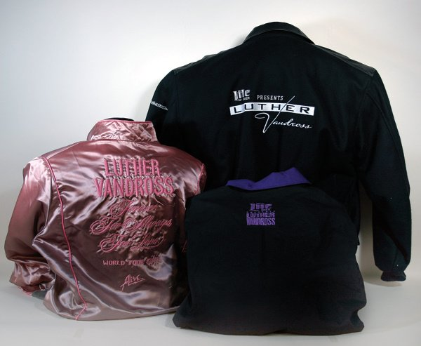 345: Luther Vandross Concert Tour Jackets (3)