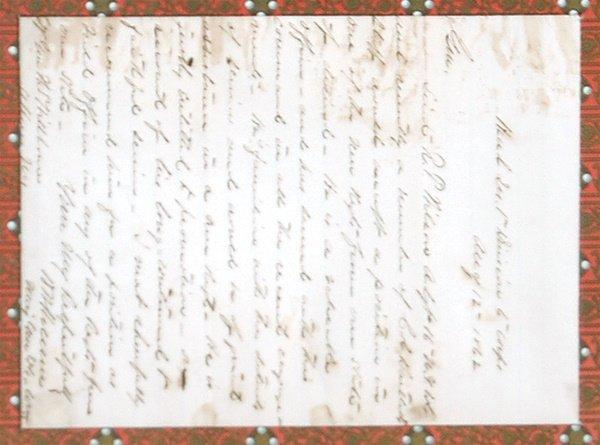 427: Civil War Henry W. Slocum Handwritten Letter