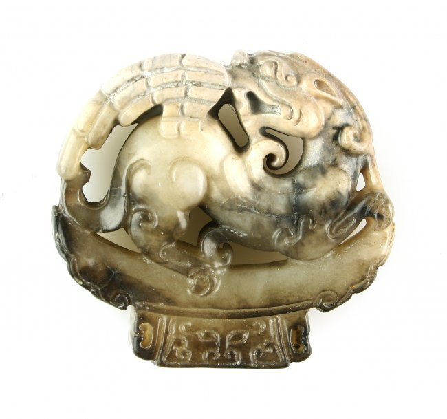 Outstanding Chinese Jade Ornament