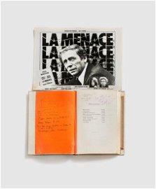 "CORPOREAL AND INCORPOREAL RIGHT of "" La MENACE"" film by"