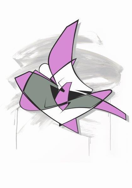 RESO (Français, né en 1975) Remembering a Haertbeat (