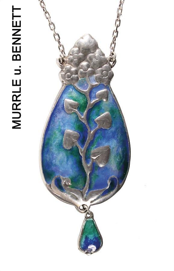 "pendant, art nouveau around 1900, ""Tree of Life"","