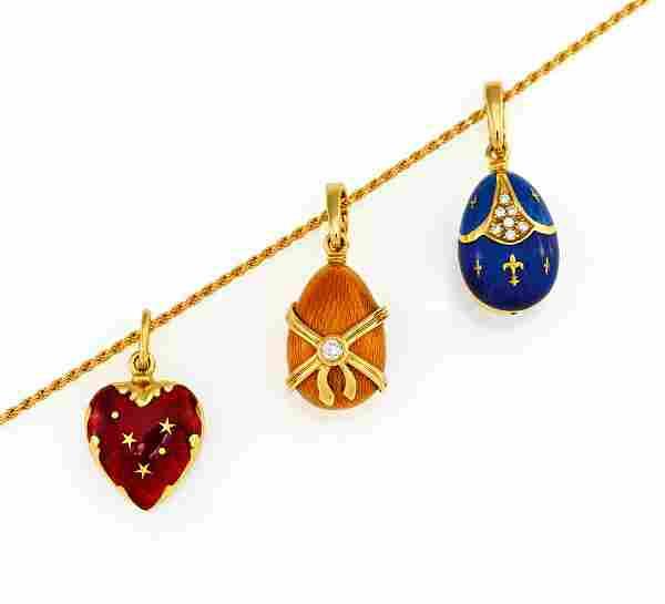 Enamel-Necklace