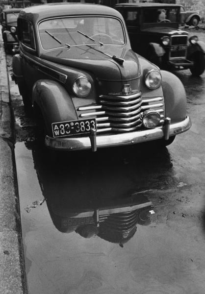 23: Bothner, Robert Stuttgart 1899 - 1967  Opel Olympia