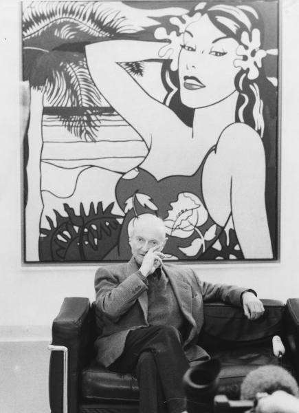 1001: Klaus Behr Christo and Jean-Claude, Beuys, Roy Li