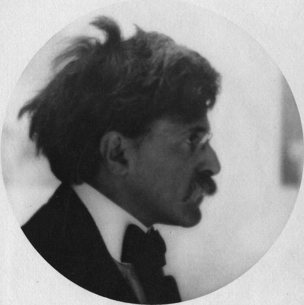 1021: Alvin Langdon Coburn Boston Colwyn Bay Alfred Sti