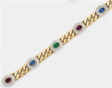 Klassisches Multicolor-Armband von Hirner