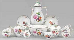 Kaffee- und Teeservice für 6 Personen