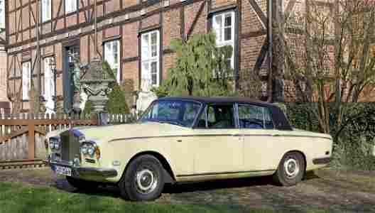 """Rolls-Royce """"Silver Shadow I"""""""