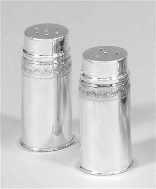 Paar Salz- und Pfefferstreuer
